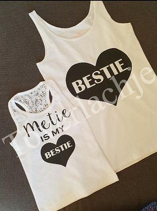 Set 'bestie'