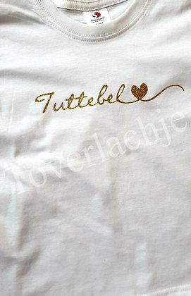 T-shirt 'Tuttebel'