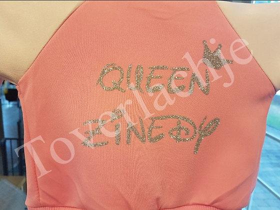 Vest 'Queen Disney'