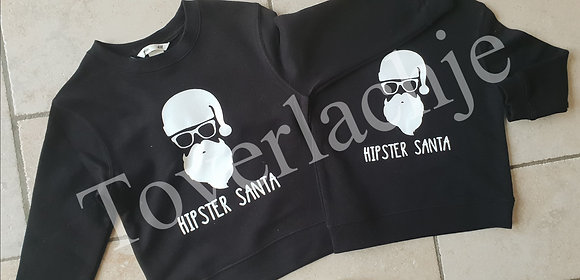Sweaters 'Hipster santa'
