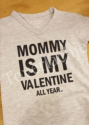 T-shirt 'Valentine'