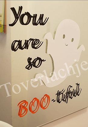 'BOO-tiful' sticker