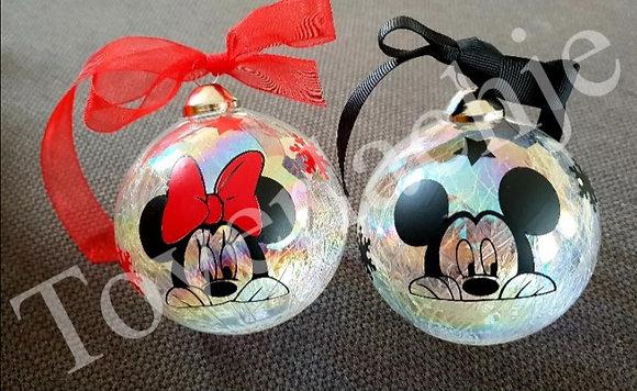 Kerstballen Disney