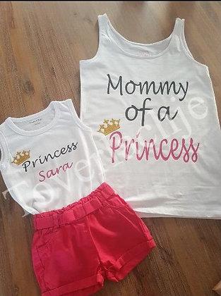 Set 'princess'