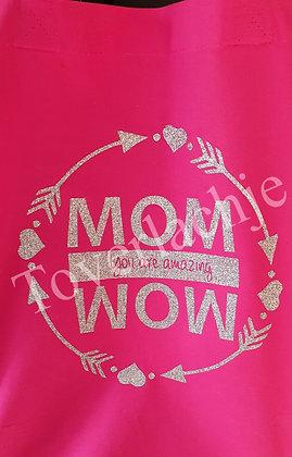 T-shirt 'mom'