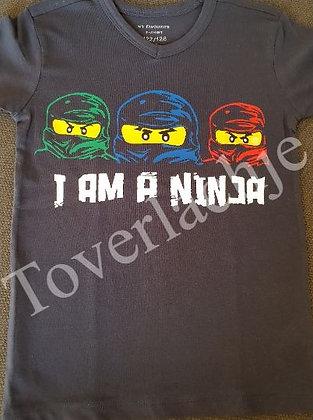 T-shirt 'Ninja'
