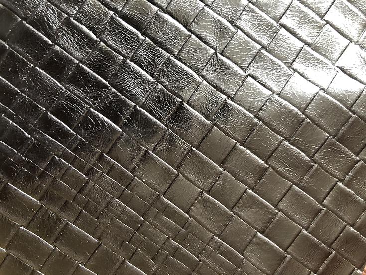 Box-Weave Prairie Print