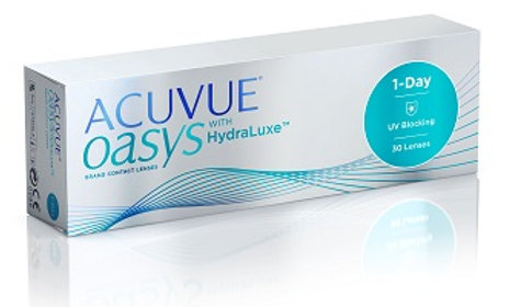 1 Day Acuvue Oasys With HydraLuxe 30L