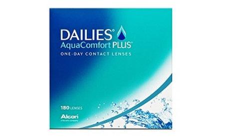 Dailies Aquacomfort Plus 180L