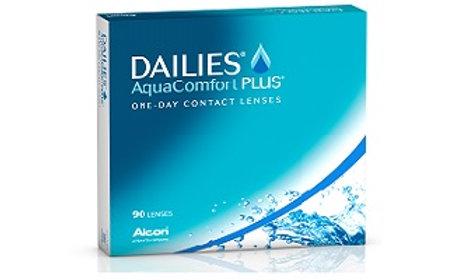 Dailies Aquacomfort Plus 90L