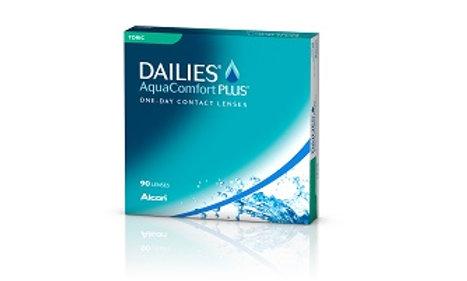 Dailies AquaComfort Plus Toric 90L