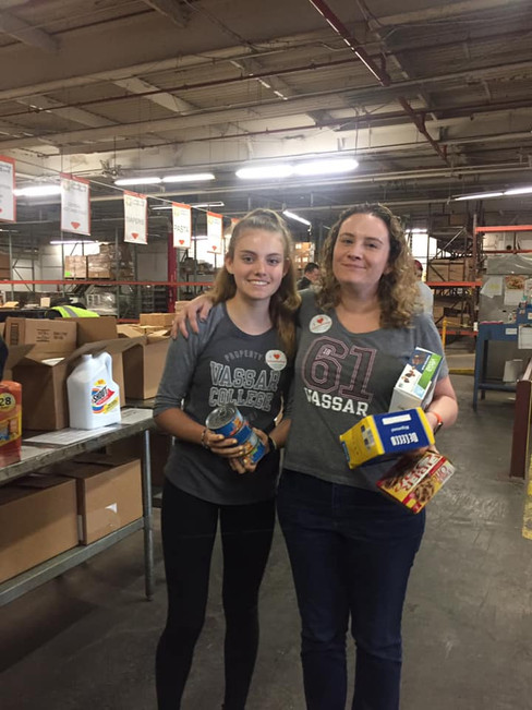 Community Service in Action: FoodBank of NJ