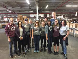Community Service in Action: Community FoodBank of NJ