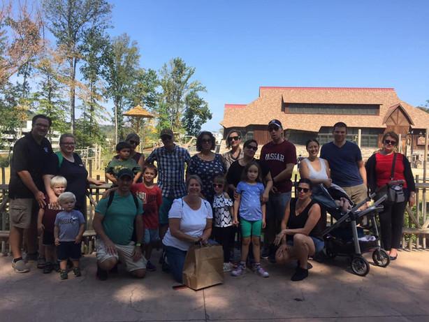 Turtleback Zoo Sept 22 2019