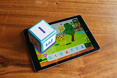 Cookie Kiddle Smart Cube for iPad (Price in USD)
