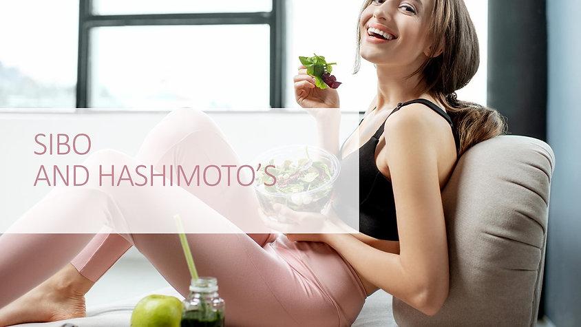 SIBO Hashimoto's