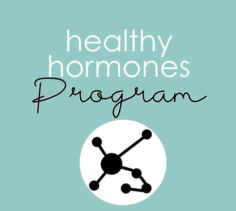 Healthy Hormones Challenge - images only