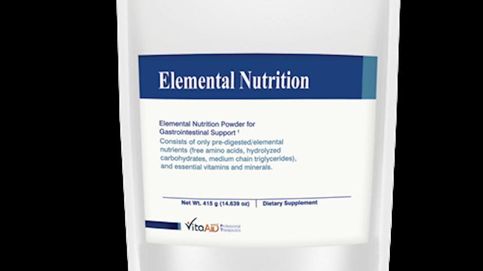 Vita-Aid Elemental Nutrition (Vanilla) 14.6oz