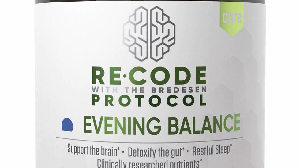 ReCODE Protocol Evening Balance