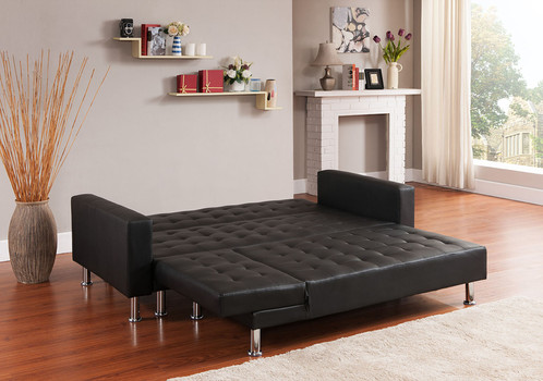Milena Sofa Bed With Chaise Our Home Furniture Affordable Sofa