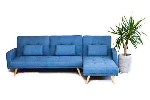 Lorenza Sofa Bed with Chaise Our Home Furniture Affordable Sofa