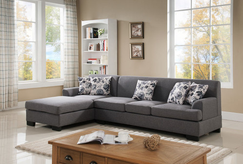 Whether You Live In A House Or An Apartment, This Modern Sectional Sofa  With A Chaise Lounge Attached Is A Great Addition To Your Home Decor With  Superb ...