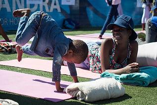 67 Minutes of Yoga 4 Mandela
