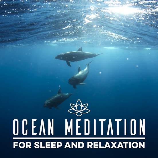 Calming Ocean Meditation - A Guided Visualization for Relaxation, Meditation, an