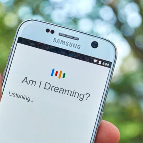 Ok Google, Am I Dreaming? - The DARC Technique