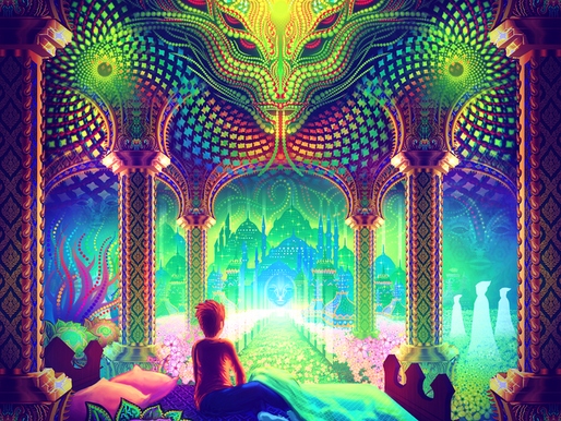 DMT - Everything You Need to Know ( The Experience | Trip Report | Science | Spirituality )