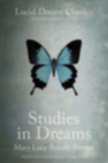 Studies inDreams. By Daniel Love