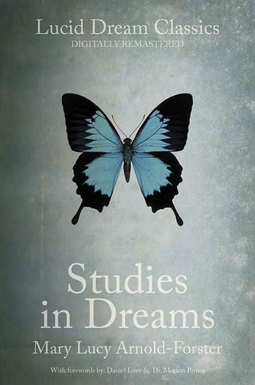 Studies inDreams. By Daniel Love