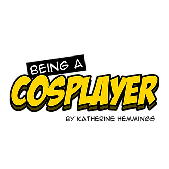 being a cosplyer logo 2.png