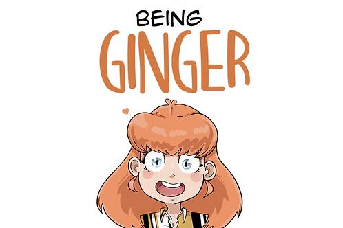 Being Ginger Digital Book