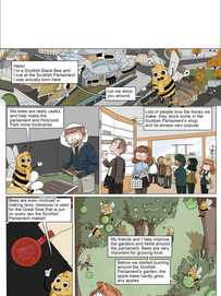 bees view page 1 english square boxes.pn