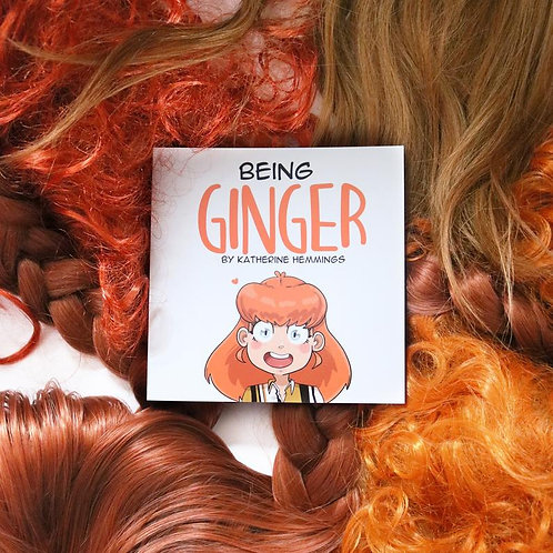Being Ginger Book