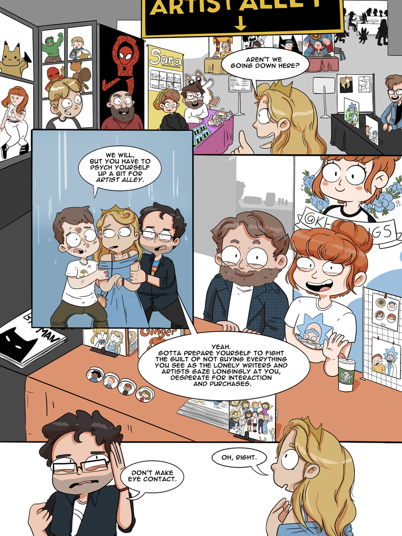ZomCON- Issue 1- pg 13