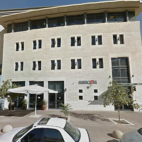 Minicom Headquarters, Jerusalem
