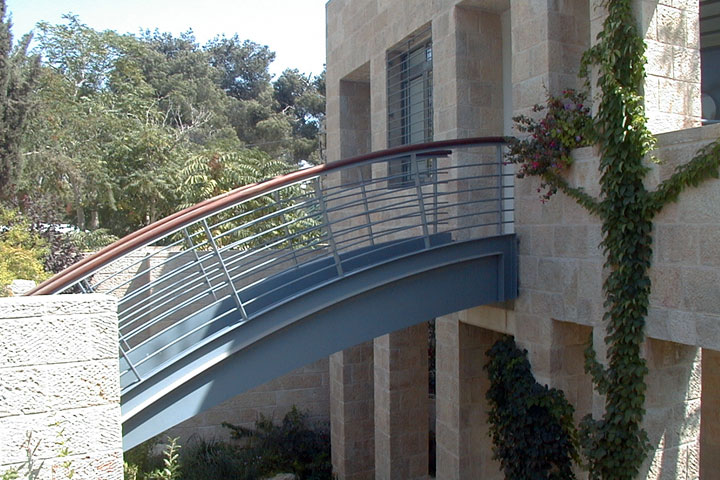 UL House, Jerusalem