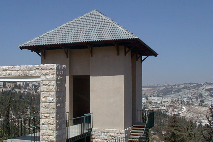Observation Towers, Open Museum