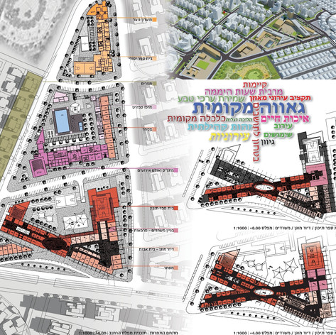 Rishon Letzion Proposal