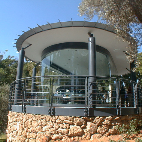 Dr. Weitzman's Lincoln Pavilion, Rehovot