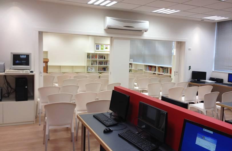 Arazim School Ramat Aviv, Renovation