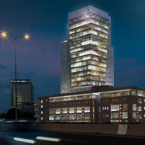Offices Tower, Petach Tikva
