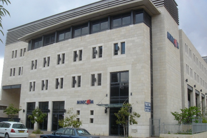 Minicom Headquarters, Jerusalem