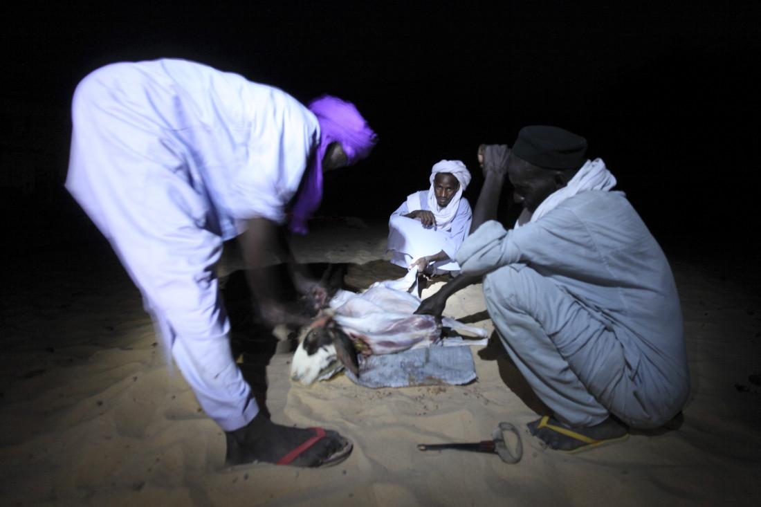 PAM Offrande mouton a Saoudingua_11-06-2
