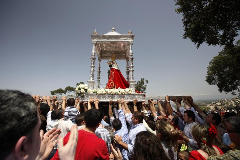 Romeria A9 La procession du dimanche_003