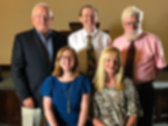 FBC Pastor Search Committee 2018