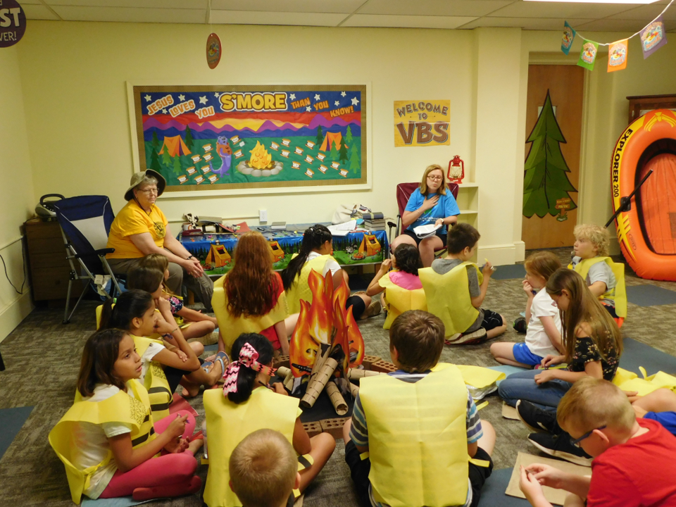 VBS Frogs 2018