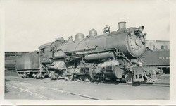 Clinchfield Railroad Engine